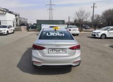 Аренда Hyundai Solaris 2019 в Красноярске