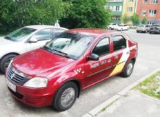 Аренда Renault Logan 2011 в Курске