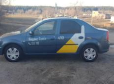 Аренда Renault Logan 2015 в Курске