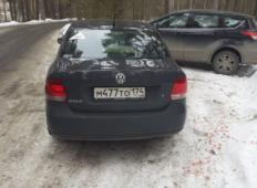 Аренда Volkswagen Polo 2010 в Челябинске