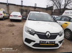 Аренда Renault Logan 2019 в Иваново