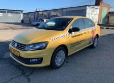 Аренда Volkswagen Polo 2019 в Краснодаре