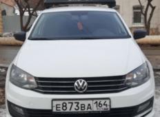 Аренда Volkswagen Polo 2019 в Саратове