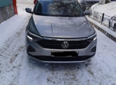 Аренда Volkswagen Polo 2020 в Томске