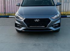Аренда Hyundai Solaris 2019 в Новом Уренгое