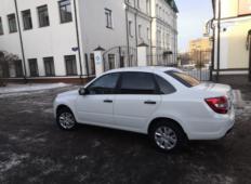Аренда LADA (ВАЗ) Granta 2020 в Красноярске