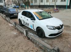 Аренда Renault Logan 2018 в Волгограде