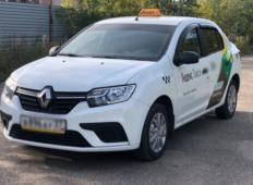 Аренда Renault Logan 2019 в Владимире