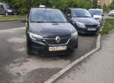 Аренда Renault Logan 2016 в Перми