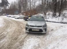 Аренда Kia Rio 2018 в Перми