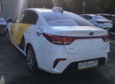 Аренда Kia Rio 2020 в Перми