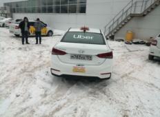Аренда Hyundai Solaris 2018 в Перми