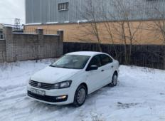 Аренда Volkswagen Polo 2019 в Кирове