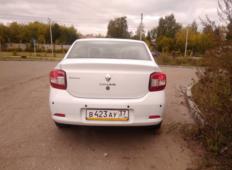 Аренда Renault Logan 2018 в Кирове