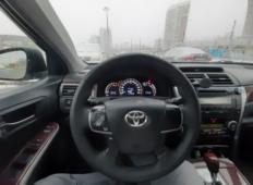 Аренда Toyota Camry 2013 в Екатеринбурге