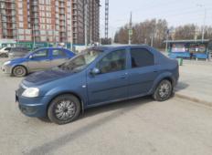 Аренда Renault Logan 2014 в Екатеринбурге