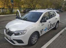 Аренда Renault Logan 2019 в Тольятти