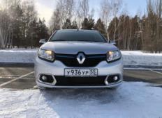Аренда Renault Sandero 2015 в Якутске