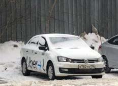 Аренда Volkswagen Polo 2019 в Челябинске