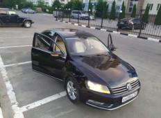 Аренда Volkswagen Passat 2011 в Воронеже