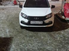 Аренда LADA (ВАЗ) Granta 2020 в Казани