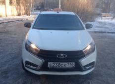 Аренда LADA (ВАЗ) Vesta 2019 в Казани