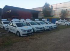Аренда Renault Logan 2020 в Краснодаре
