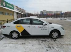 Аренда Nissan Almera 2017 в Томске