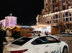 Аренда Hyundai Solaris 2021 в Сочи