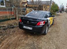 Аренда Peugeot 301 2013 в Перми